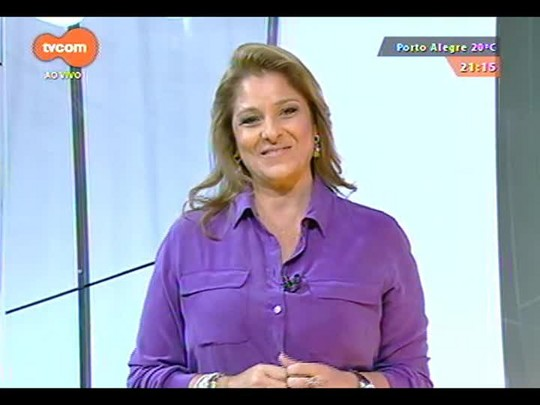 TVCOM Tudo Mais - \'As Patricias\': Confira uma conversa com Consuelo Blocker