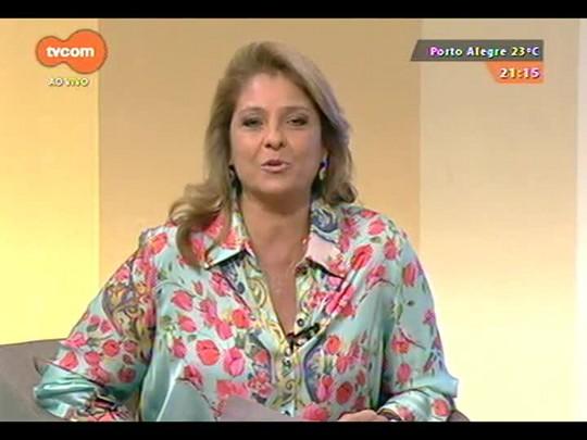 TVCOM Tudo Mais - Leonardo Müller fala diretamente da abertura da exposição do centenário do Iberê Camargo