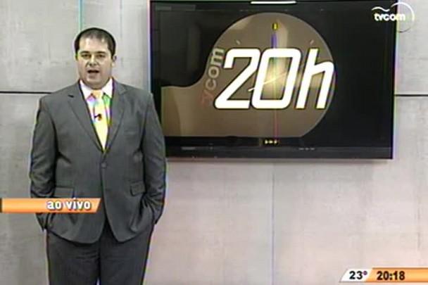 TVCOM 20h - Professor da rede estadual de Joinville é processado por apresentar mais de 70 atestados - 19.11.14