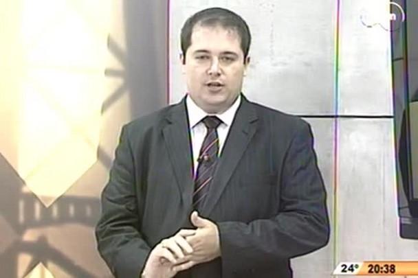 TVCOM 20h - Renato Igor fala de sua saída do Conversas Cruzadas - 28.11.14