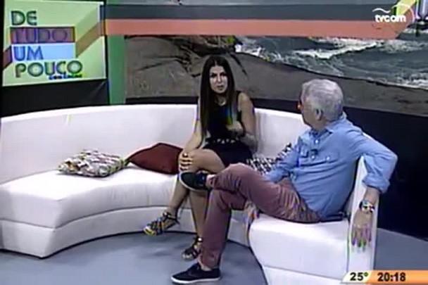 De Tudo um Pouco - Folião Solidário traz alegria para crianças internadas no Joana de Gusmão - 30.11.14