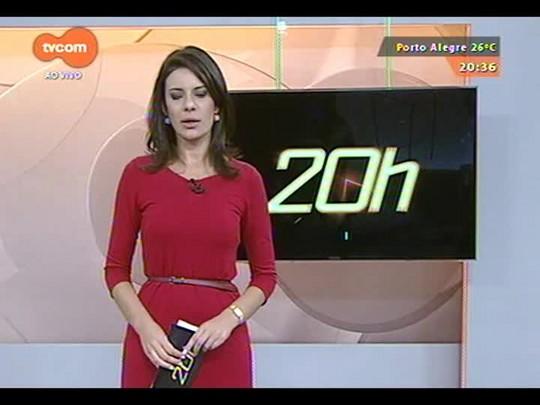 TVCOM 20 Horas - Operação do Ministério Público revela esquema que fraudava licitações - 04/12/2014