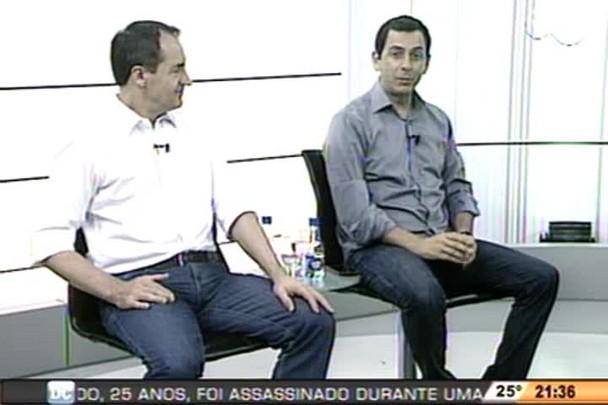 Bate Bola - Entrevista com Gilmar Dal Pozzo - 1ºBloco - 07.12.14