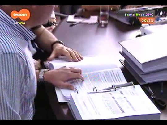 TVCOM 20 Horas - Única empresa habilitada para o projeto de revitalização da orla do Guaíba é desclassificada - 10/12/2014