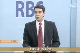 PAINEL RBS   Governador reeleito Raimundo Colombo   parte I   18.12.14