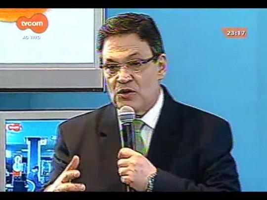 Conversas Cruzadas - Jornalistas do Grupo RBS sabatinam Sartori - Bloco 4 - 22/12/2014