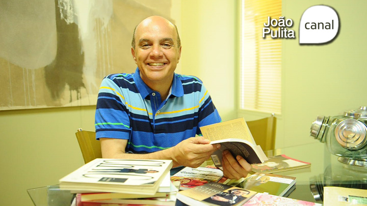 João Pulita dá dicas de leitura sobre etiqueta