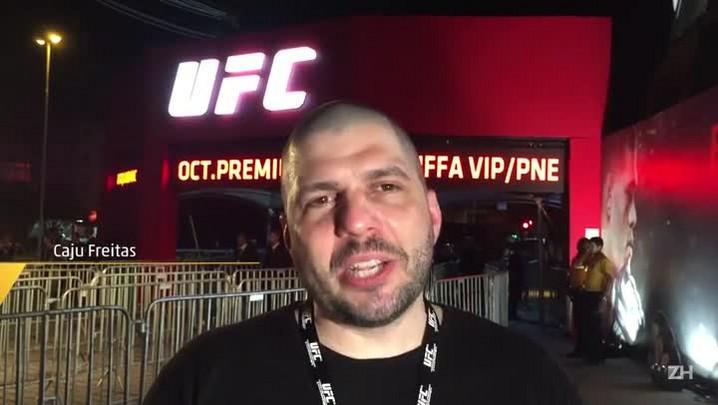 No Mundo das Lutas: o legado do UFC em Porto Alegre