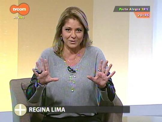 TVCOM Tudo Mais - Fernando Muniz invade os bastidores do Palco Giratório para mostrar o \'amor\'