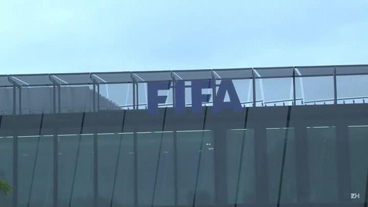 Suíça investiga lavagem de dinheiro pela Fifa