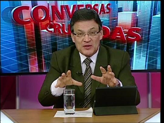Conversas Cruzadas - Debate sobre a ruptura da política nacional e o pacote do governador Sartori - Bloco 2 - 19/06/15