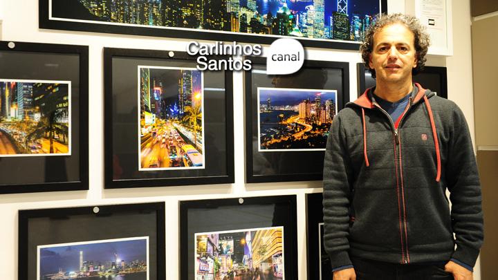 Carlinhos Santos: no Prataviera Shopping, confira a exposição Luzes da Cidade