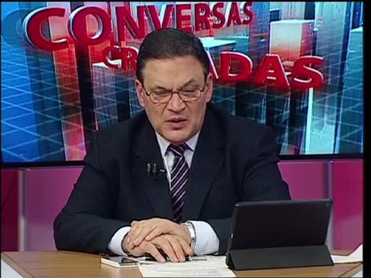 Conversas Cruzadas - Debate sobre a iniciativa da ANS em minimizar o número excessivo de cesáreas - Bloco 4 - 08/07/15