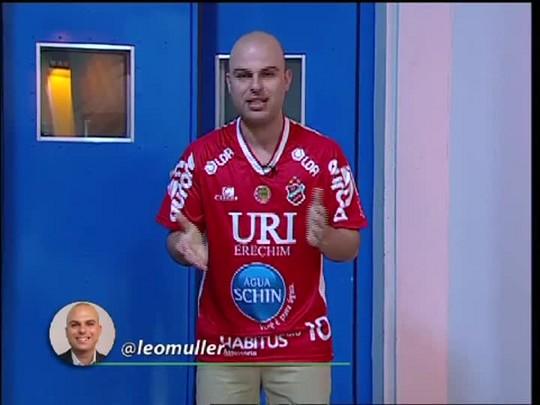 Super TVCOM Esportes - Abertura - 11/09/15