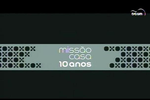 TVCOM MIssão Casa. 2º Bloco.21.09.15