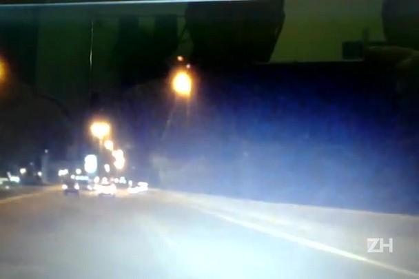 Motorista sofre acidente ao fugir de barreira da PRF na chegada a Porto Alegre