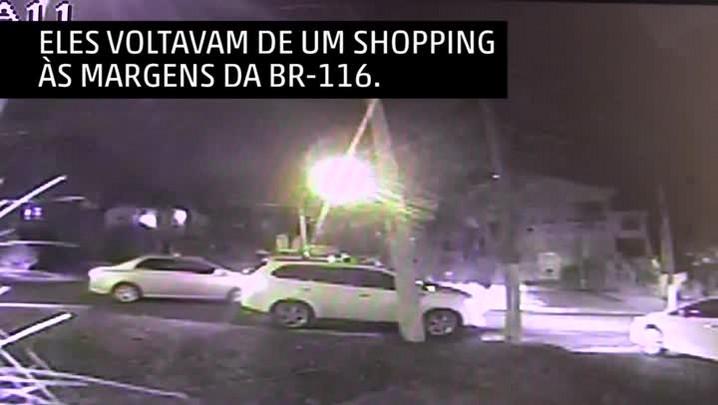 Mãe e filho são perseguidos e baleados em Novo Hamburgo