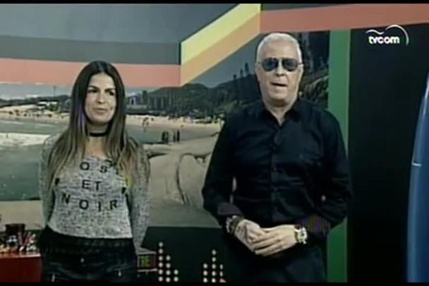 TVCOM De Tudo um Pouco. 1º Bloco. 18.10.15