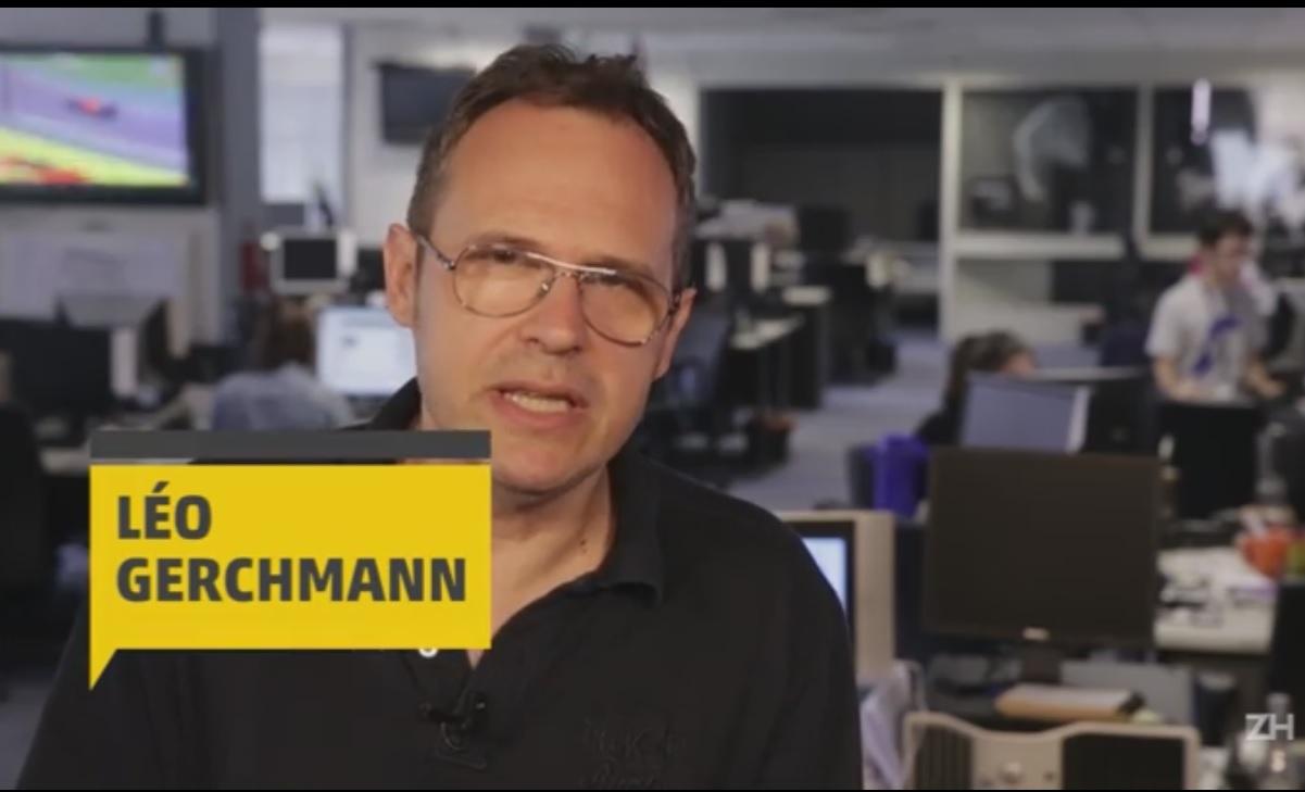 """Leo Gerchmann: \""""O mundo acordou parisiense\"""""""