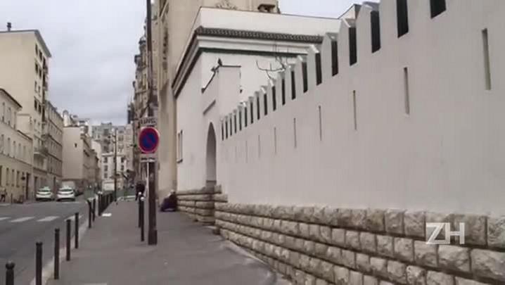 O que pensam os fiéis islâmicos da Grande Mesquita de Paris