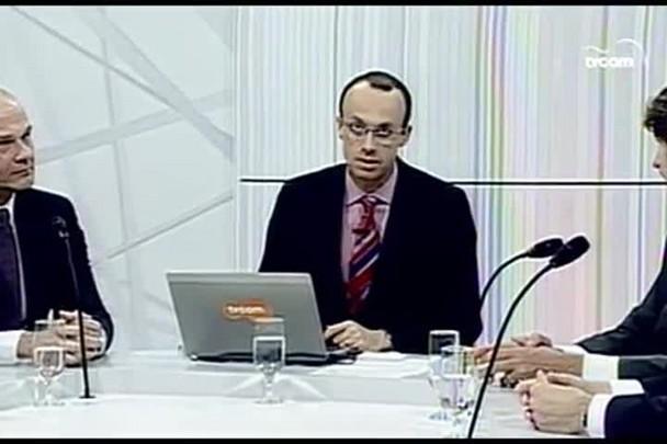 TVCOM Conversas Cruzadas. 4º Bloco. 06.01.16