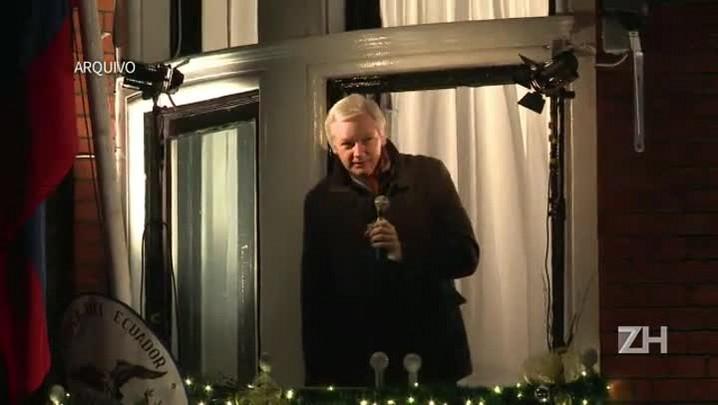 Julian Assange aceitará ser preso se ONU determinar