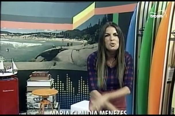TVCOM De Tudo um Pouco. 1º Bloco. 06.03.16