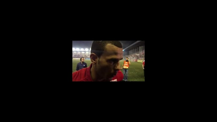 """Autor do gol do Inter, Ernando ressalta \""""jogo muito difícil\"""""""