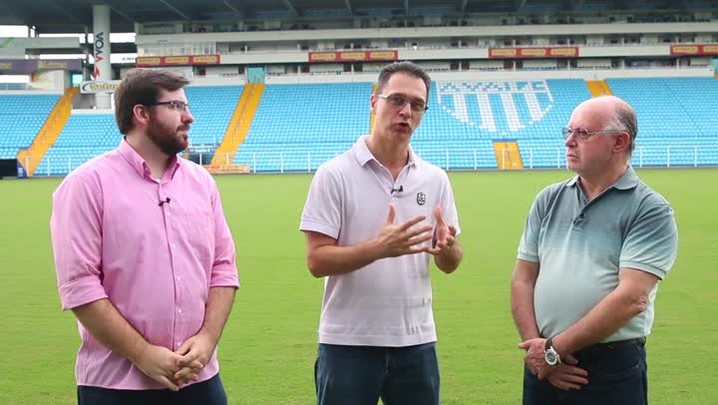DC Esportes Debate: os desafios de Francisco Battistotti, novo presidente do Avaí