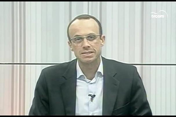 TVCOM Conversas Cruzadas. 1º Bloco. 01.06.16