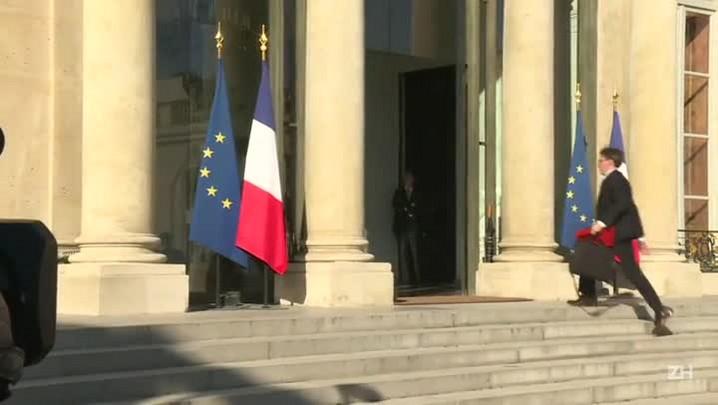França decreta três dias de luto após ataque