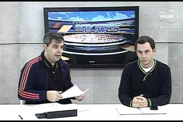 TVCOM Esportes. 4º Bloco. 11.08.16
