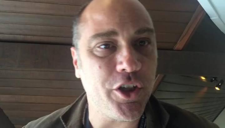 """Paulo Tiefenthaler fala sobre a comédia \""""O roubo da taça\"""""""