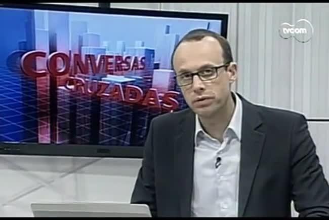 TVCOM Conversas Cruzadas. 4º Bloco. 27.09.16