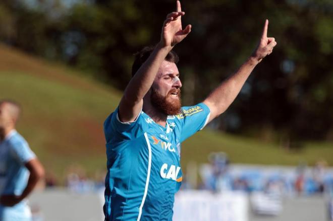 Gol do acesso: Londrina 0x1 Avaí - Diego Jardel 19/11/2016