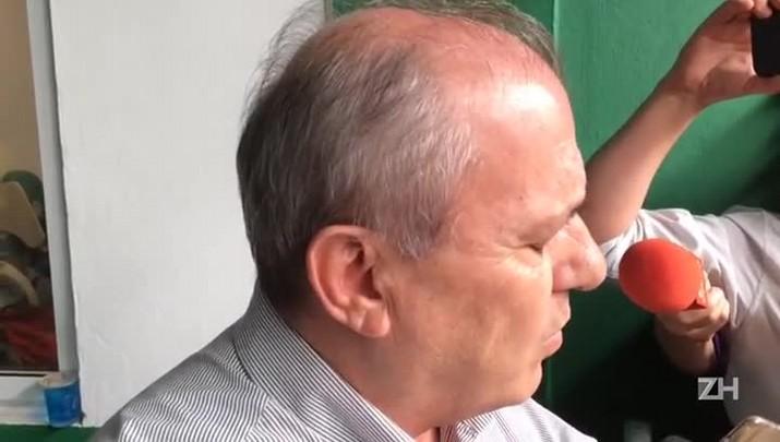 Presidente da Chapecoense confirma velório coletivo para sábado