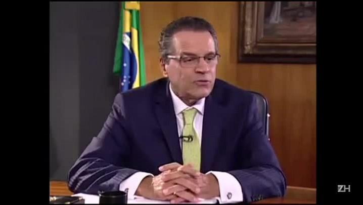 Henrique Alves é suspeito de receber propina de 4 empreiteiras