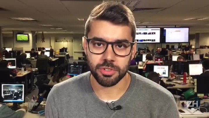 Diori Vasconcelos comenta a arbitragem de Inter x Náutico