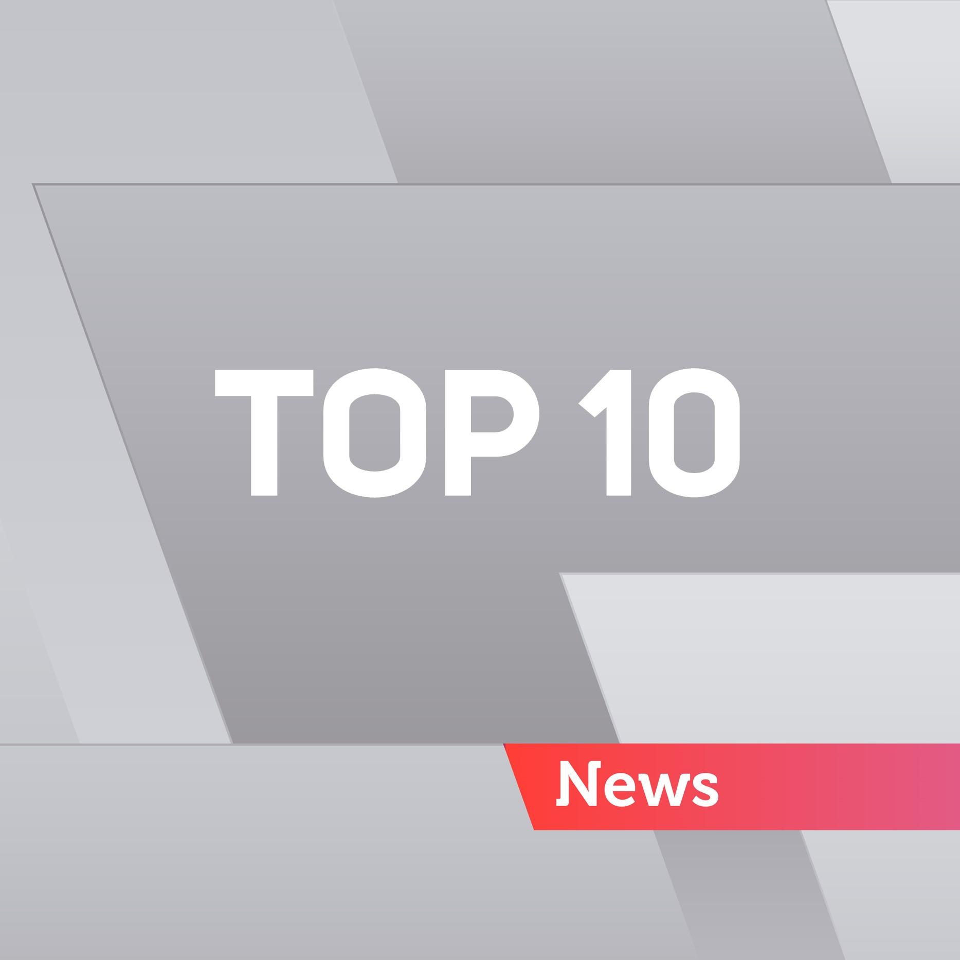 Top10: Resumo das principais notícias da manhã – 23/08/2017