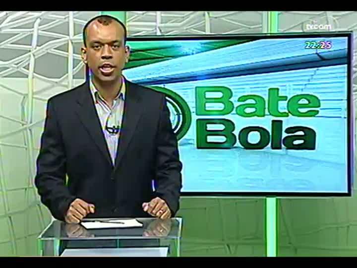 Bate Bola - 16/12/2012 - Bloco 3 - Ronaldo Fenômeno fala da Seleção, de Dunga e do Jogo contra a Pobreza