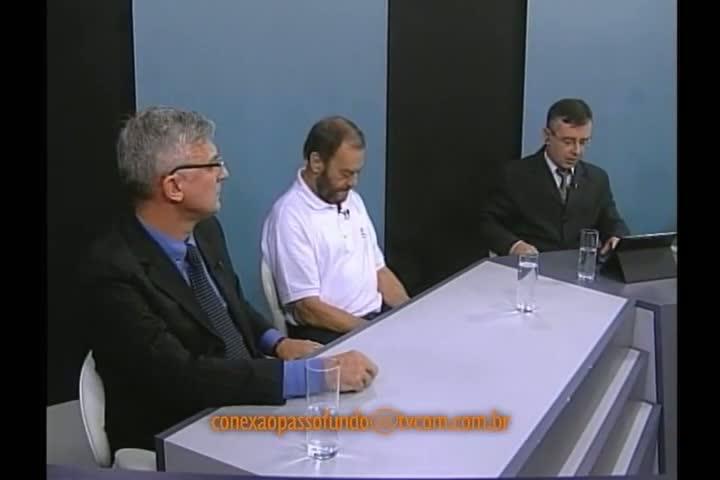 Conexão Passo Fundo discute proposta que proíbe a venda e o consumo de bebida alcoólica em vias públicas - bloco 2