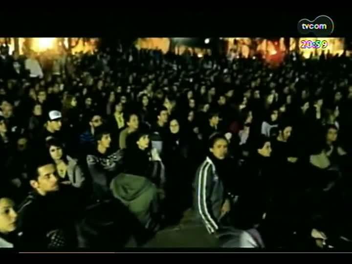 """TVCOM Tudo Mais - Sessão do documentário \""""Occupy Love\"""""""