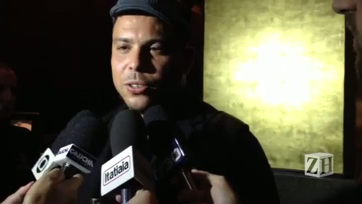 Ronaldo fala sobre a geração atual da Seleção Brasileira