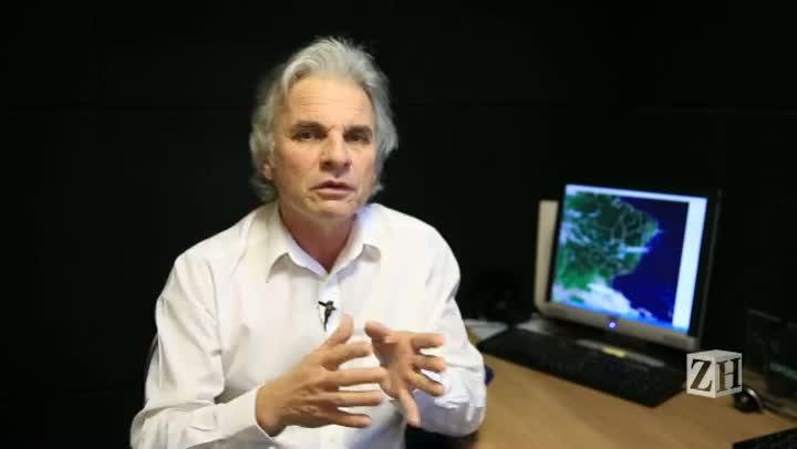 Cléo Kuhn faz prognóstico de pouca chuva para o Estado até o final do ano