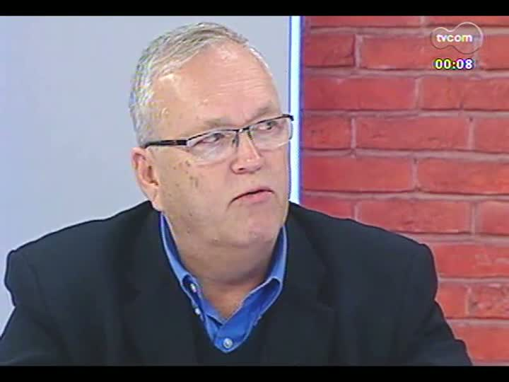 Mãos e Mentes - Gustavo Feddersen, sócio-diretor da Axell Banheiras e Spas - Bloco 4 - 05/08/2013
