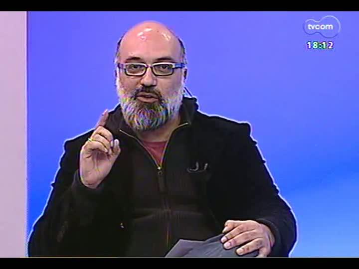 Programa do Roger - Entrevista com integrantes do espetáculo \'Das Flor\' - bloco 3 - 23/08/2013