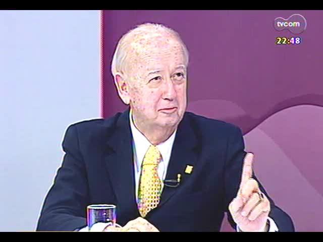 Conversas Cruzadas - Os problemas de infraestrutura do Brasil e e as possibilidades do Comitê das Rotas de Integração da América do Sul - Bloco 3 - 20/09/2013