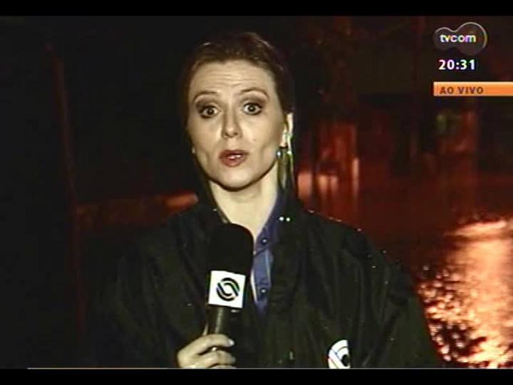 TVCOM 20 Horas - Mais informações sobre o temporal que atingiu o RS- Bloco 3 - 11/11/2013
