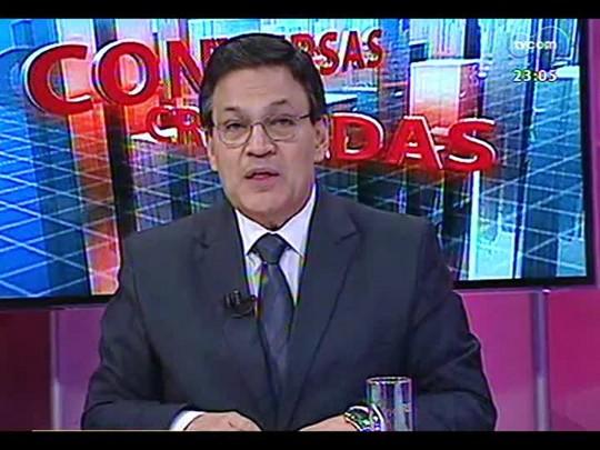 Conversas Cruzadas - Governador Tarso Genro faz balanço de 2013 e fala das prioridades para o último ano de seu mandato - Bloco 4 - 26/12/2013