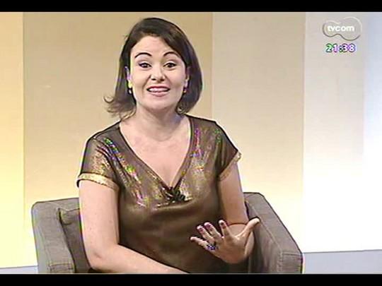 TVCOM Tudo Mais - Aline Mendes fala dos benefícios da goji berry, cranberry e mirtilo